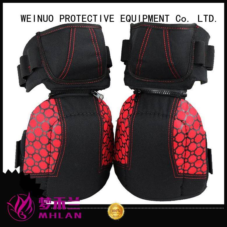 VUINO leather gel knee pads wholesale for construction