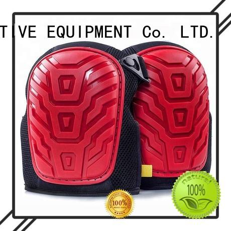 leather knee pads and elbow pads brand for construction