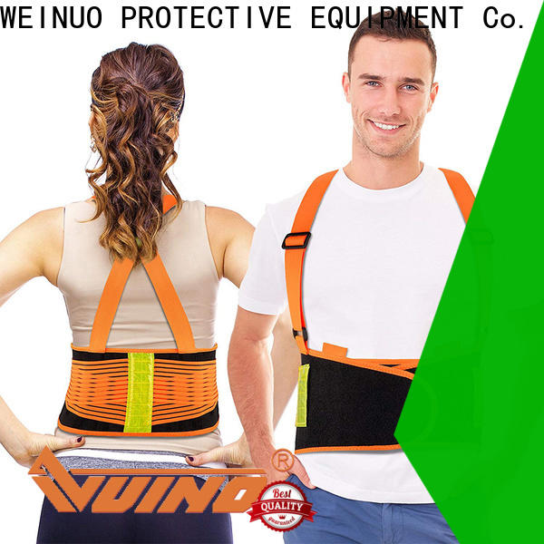 customized best back support belt for lower back pain supplier for women