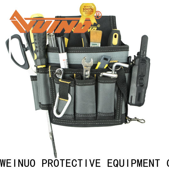 portable waterproof tool bag supplier for plumbers