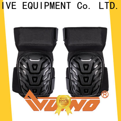 industrial leather knee pads supplier for construction