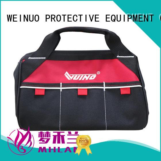 VUINO electrician rolling tool bag customization for work