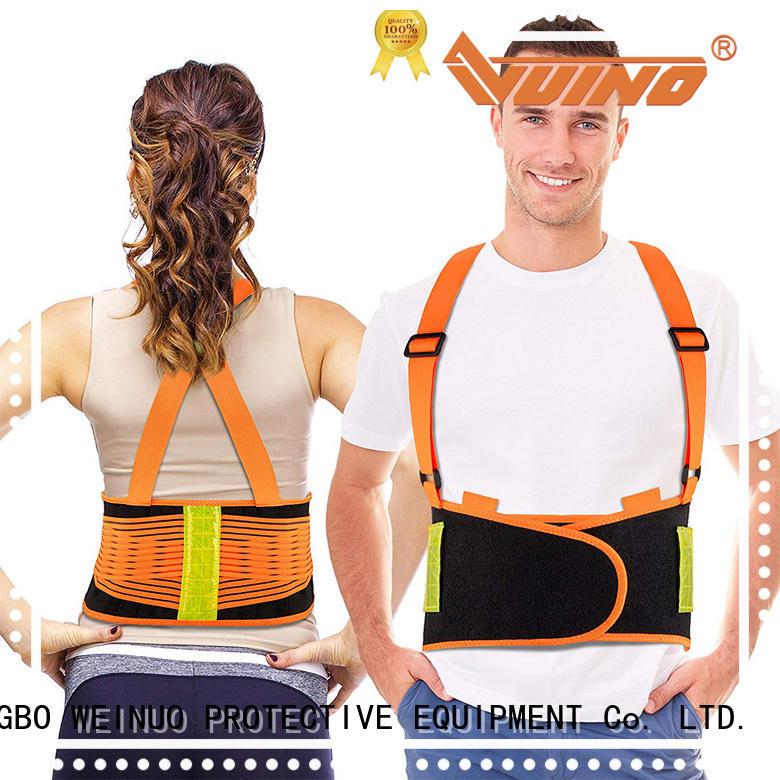 customized back support belt brand for women