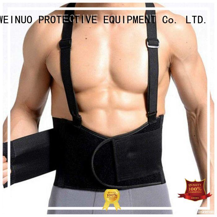 customized back support belt for gym supplier for work