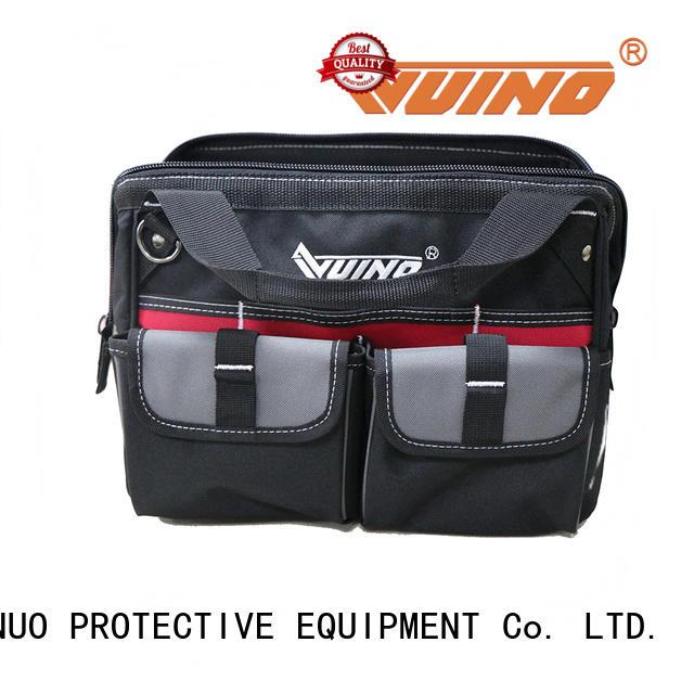 portable tool bag belt customization for electrician