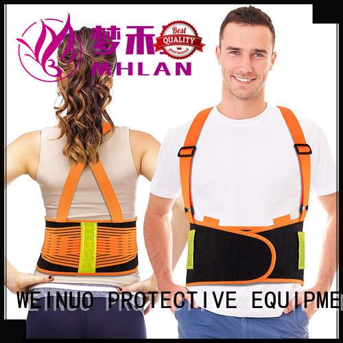 VUINO medical lower lumbar back brace support belts brand for women