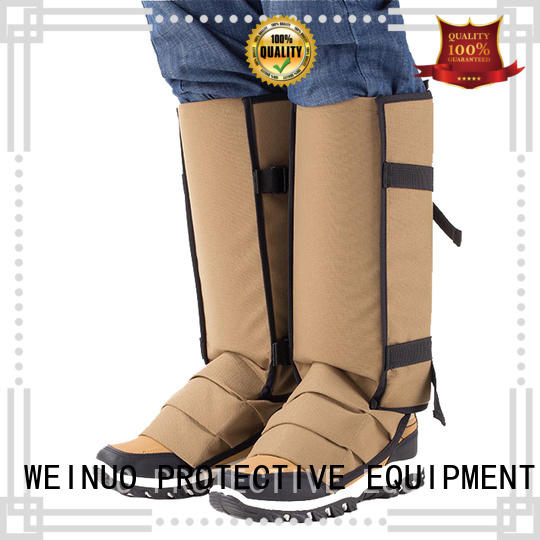 hard snake protection gaiters wholesale for hunting