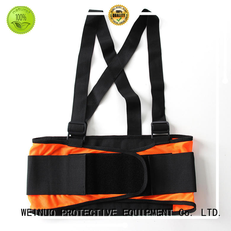 customized back support belts for work supplier for work