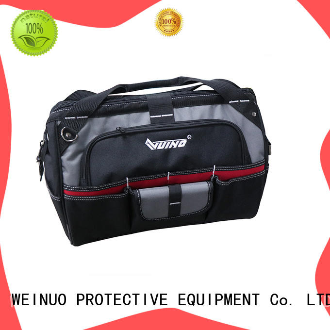 VUINO backpack tool bag customization for plumbers