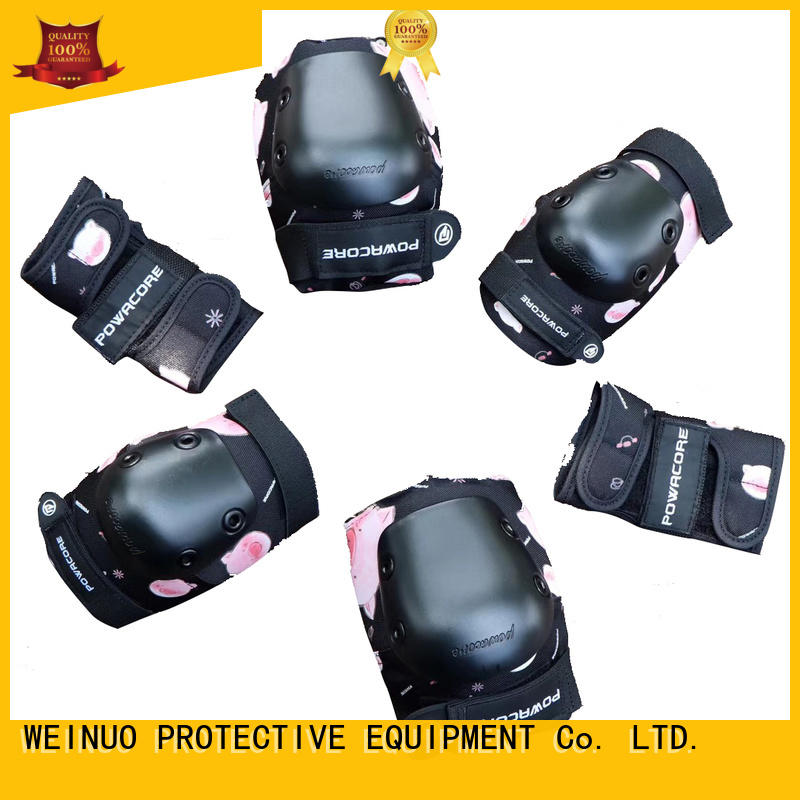 professional wrestling knee pads supplier for sports