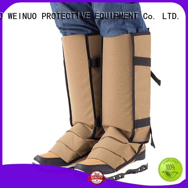 VUINO hard best snake gaiters for hiking for hiking