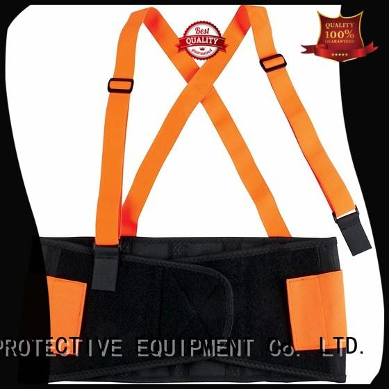 VUINO customized best back support belt brand for man
