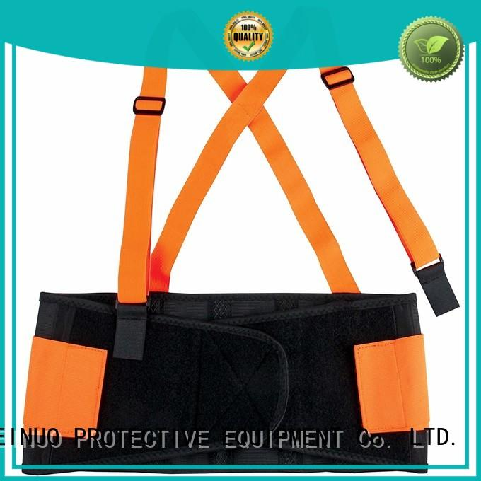 customized best back support belt price for man