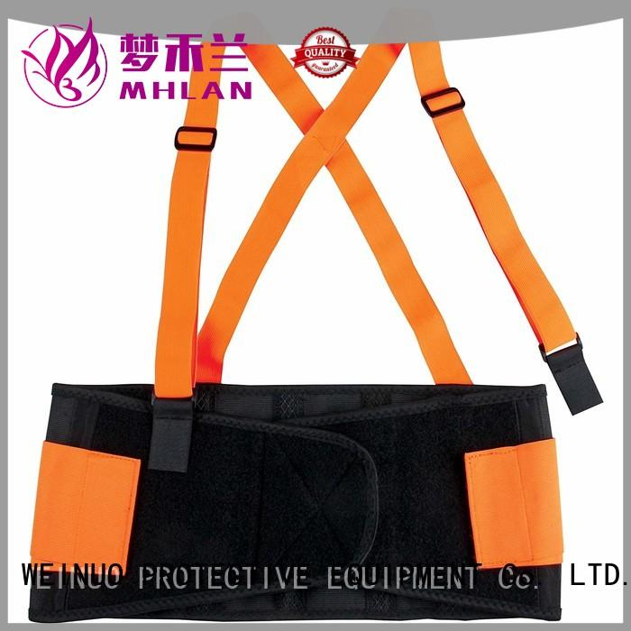 customized back support belt for ladies wholesale for work