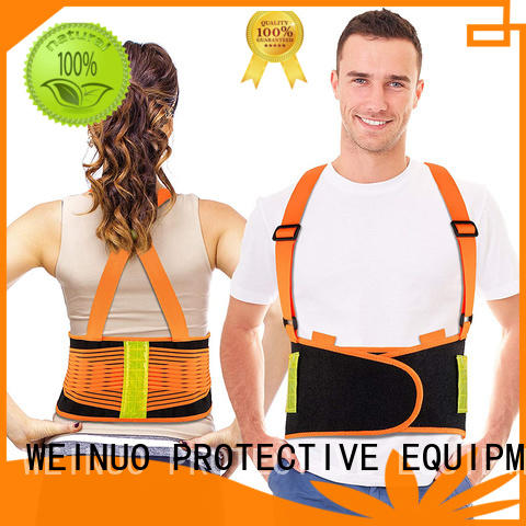 customized lower lumbar back brace support belts price for man