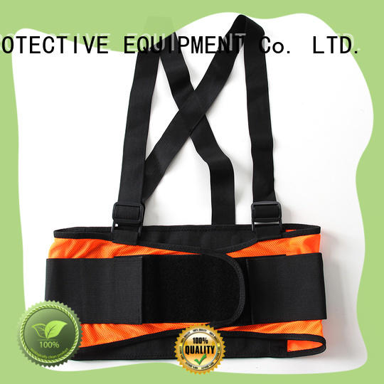 best back support belt supplier for work