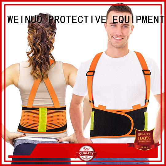 VUINO customized back pain support belt wholesale for work