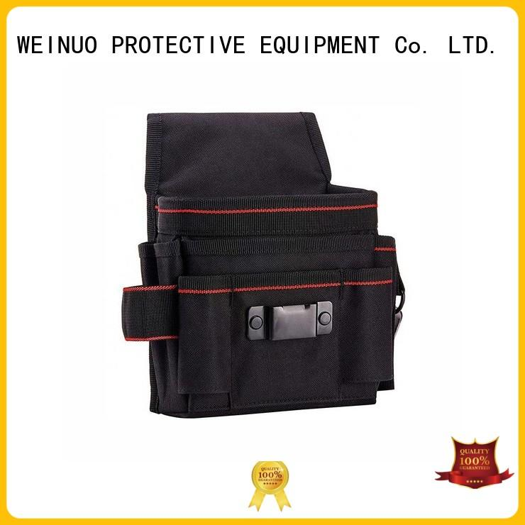 canvas electrician rolling tool bag supplier for electrician