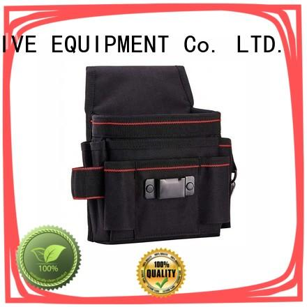 canvas electrician tool pouch supplier for work