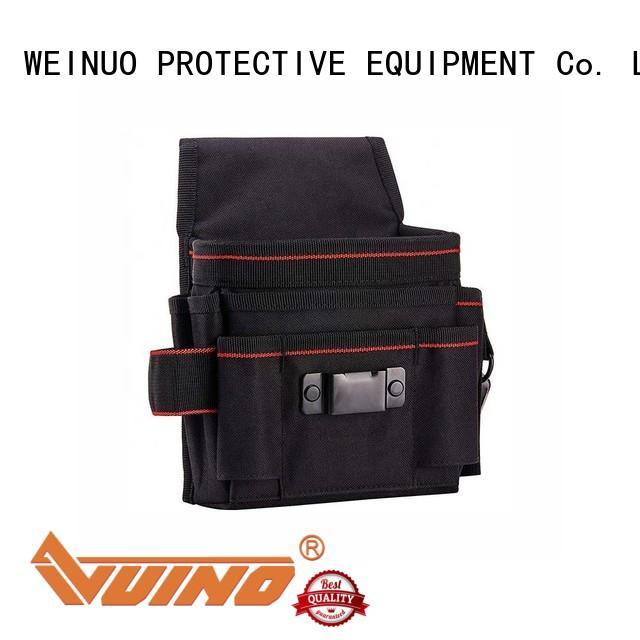 VUINO tool bag belt customization for plumbers